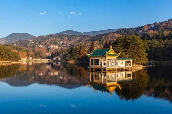 5a级景区:九江庐山风景区