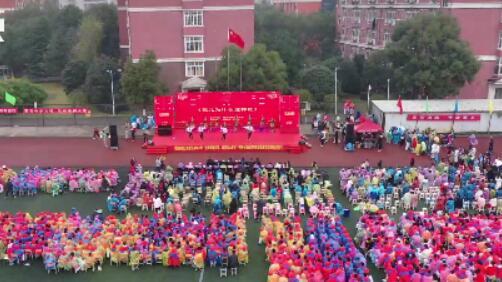 6万师生诵读经典 江西这项爱国主义教育活动收官