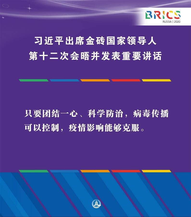 (图表·海报)[外事]习近平出席金砖国家领导人第十二次会晤并发表重要讲话(5)
