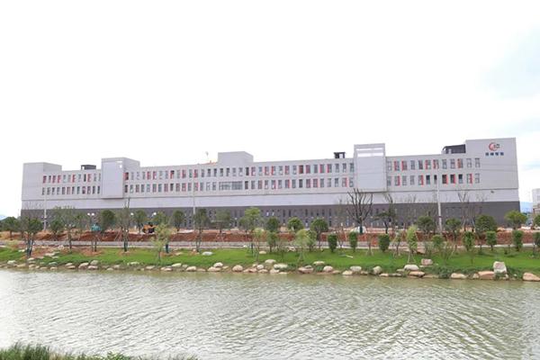 2 诺峰智能装备厂房