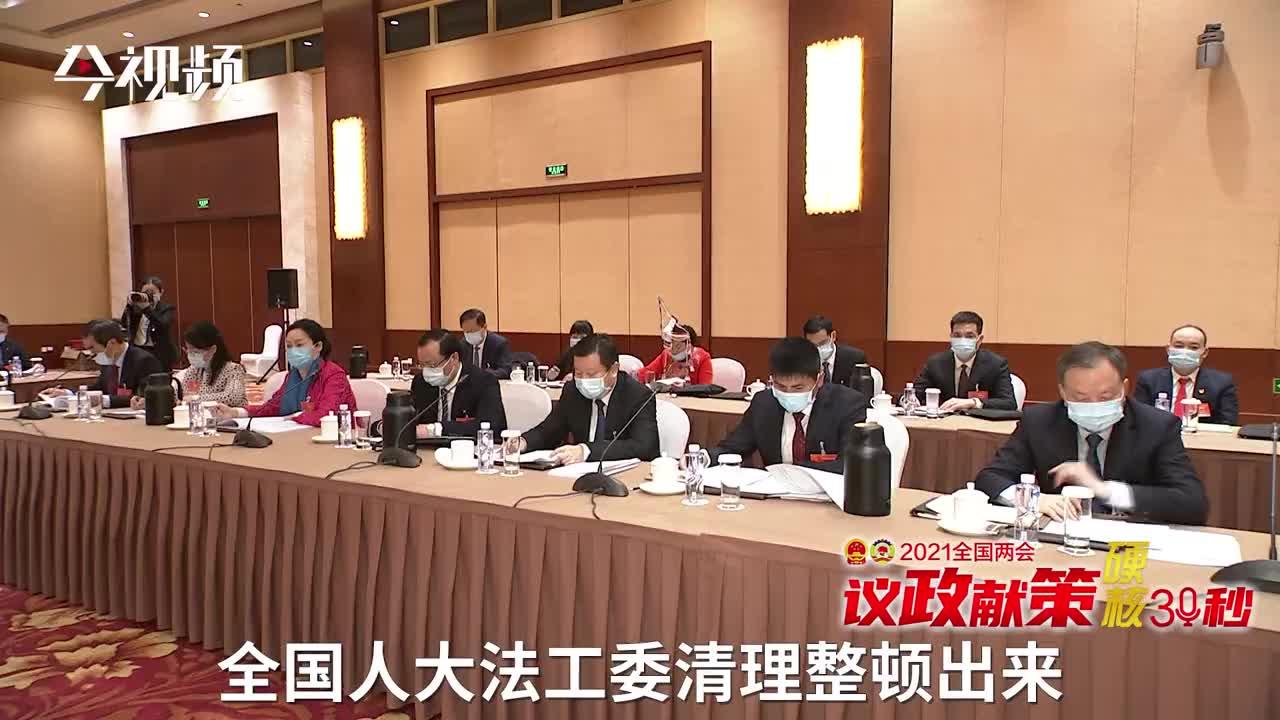 冯帆代表:尽快出台《民法典》配套措施
