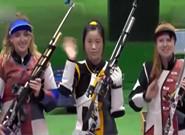 00后姑娘杨倩夺奥运首金