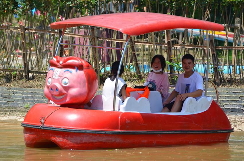 |走向我们的小康生活|铜鼓东浒:乡村旅游热 村民日子美