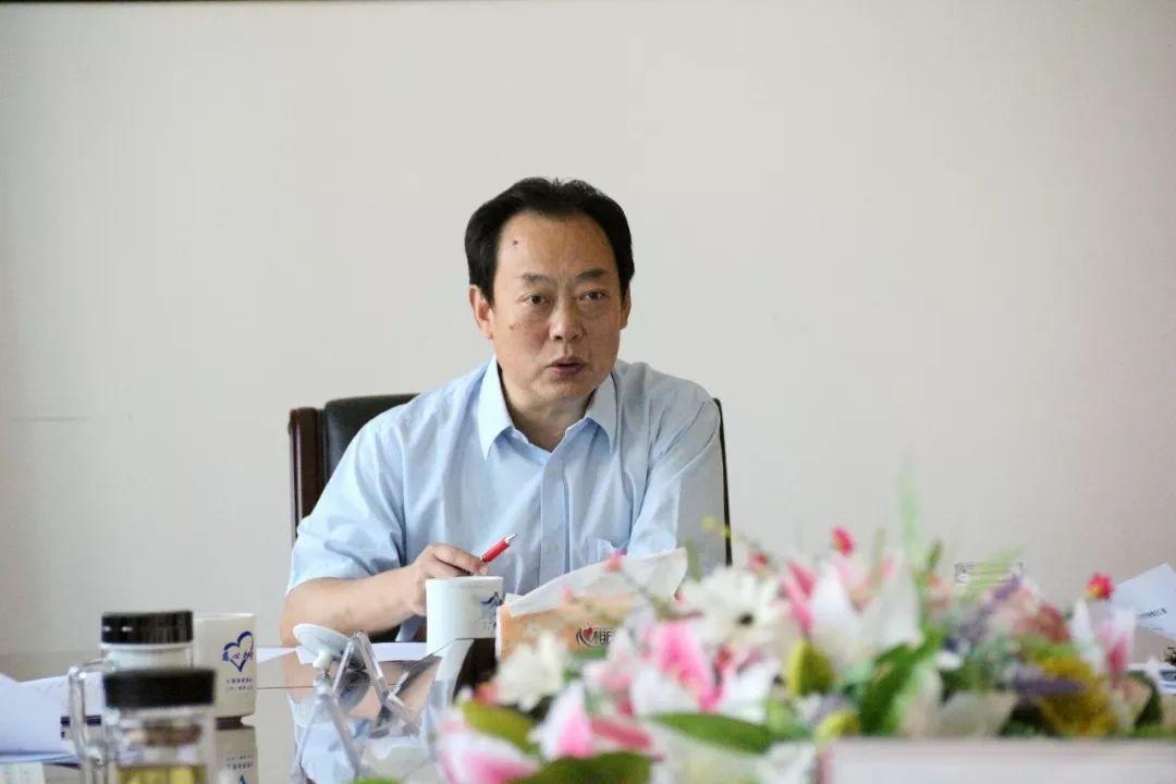 上饶县人大常委会第三十九次主任