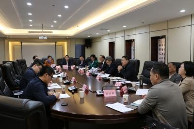 省政协在景德镇市召开住景省政协委员座谈会
