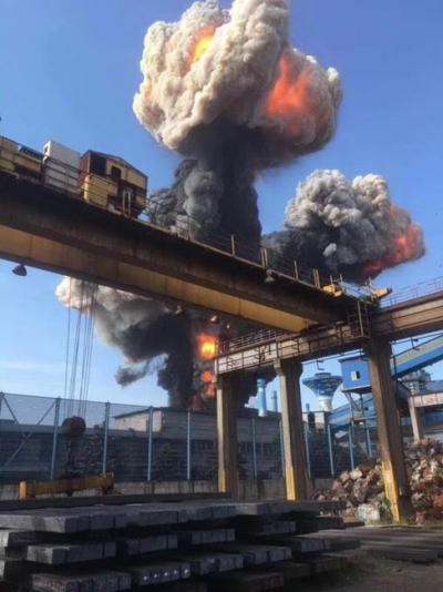 方大特钢爆燃事故死亡人数增至2人 另有6人伤情危重