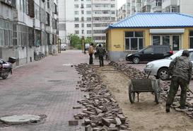 九江中心城区老旧小区改造如期展开 九大整治首战获市民点赞