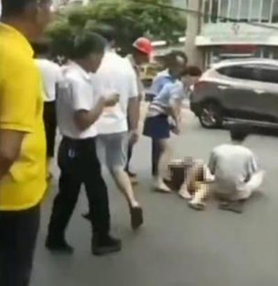 南昌市新建区一男子醉驾致1死4伤被警方控制