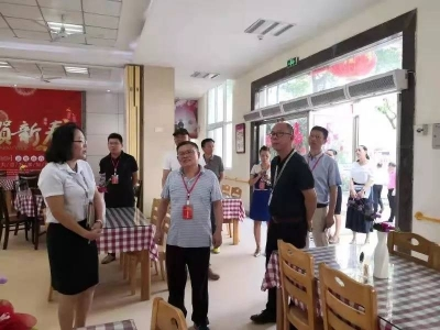 吴新生带队督办重点提案助推养老事业发展