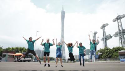 能量get!网信实习5周年,港澳台学生感恩向未来