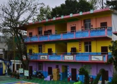 吉安首批试点14所山村幼儿园开园 163名孩子入学