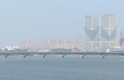 信州区治理城市水环境 提升市民幸福指数