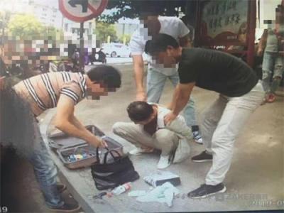 假扮游客在景德镇旅游 男子携带17包冰毒疑似物被抓