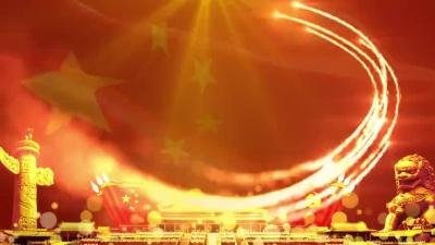 进贤县第一初级中学唱响《我和我的祖国》