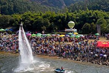 江西国庆7天接待游客6261.61万人次 旅游收入388.03亿