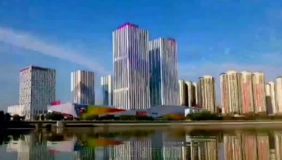 """信州构建中心城区""""一心三圈""""商业格局"""