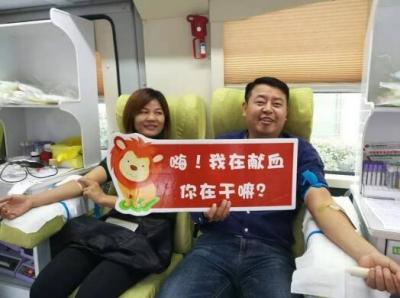 撸起袖子 为生命加油——贵溪市周坊镇开展无偿献血活动