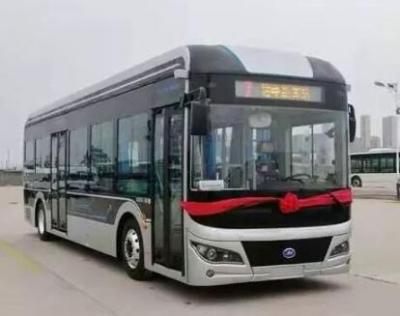 自动灭火!宜春自主研发的新一代纯电动公交车下线