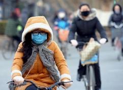 九江将迎来首轮大幅降温 气温将低至5℃左右