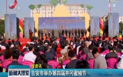 吉安市举办第四届井冈蜜柚节