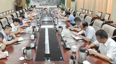 景德镇市双创双修工作指挥部集体约谈10家单位 对这些行为坚决问责