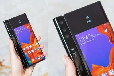出货量稀缺华为手机被炒至6万 折叠屏明年爆发?