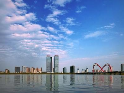 第21届北京希望马拉松(江西行第二届)鸣笛开跑