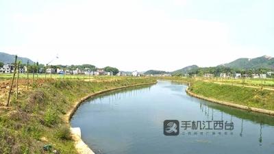 """河畅水清岸绿  萍乡金山镇""""河长制""""让农村更美丽"""