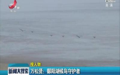 万松贤:鄱阳湖候鸟守护者