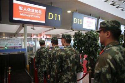 乘地铁免费挂号享军人待遇 南昌出台消防救援队伍保障机制