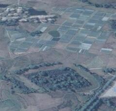 吉水乌江发现一处史前环壕遗址 距今5000年左右