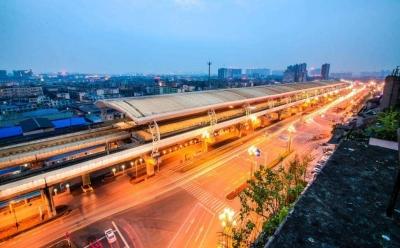 南昌轨道交通3号线拟2020年通车 昌九客专即将开工
