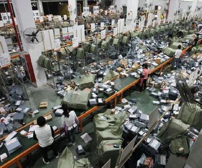 2022年南昌快递业务量将达6.5亿件