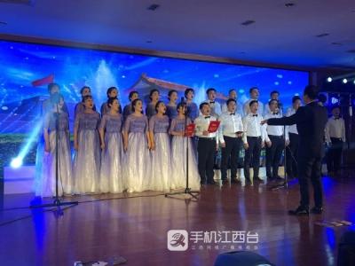 贵溪市人民医院举办迎新春文艺会演