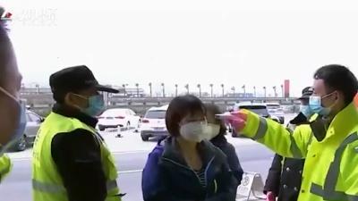 江西高速公路服务区、收费站加强疫情防控