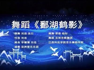 2020江西卫视春晚:舞蹈《鄱湖鹤影》