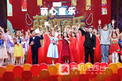 """轻歌曼舞 喜迎新年 """"2020萌心童乐·新年盛典""""完美落幕"""