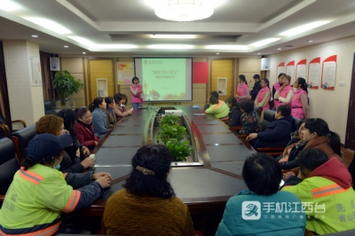 豫章师范学院组织开展大学生寒假文明实践志愿行动