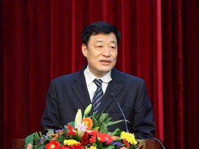 省十三届人大四次会议主席团举行第一次会议