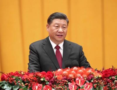 """习近平春节团拜会讲话里的四重""""心""""意"""