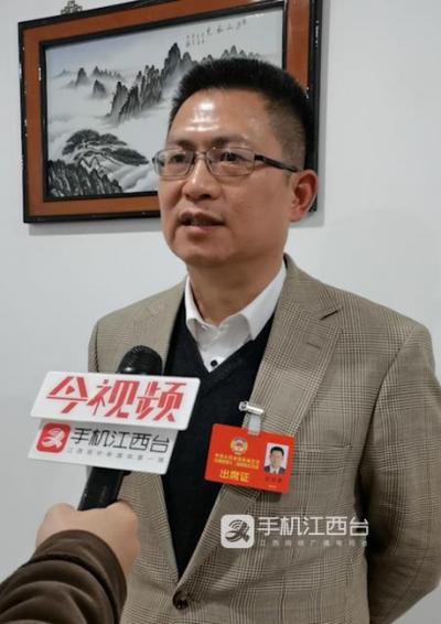 """省政协委员胡坚勇建议:以""""一盘棋""""思想破解数字政府建设瓶颈"""