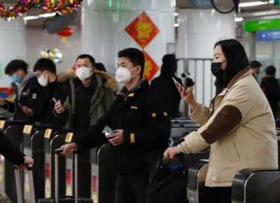 中国大年三十发送旅客5060万人次 民航下降15%