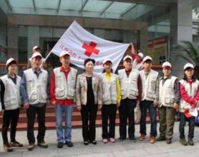 江西红十字工作走在全国前列