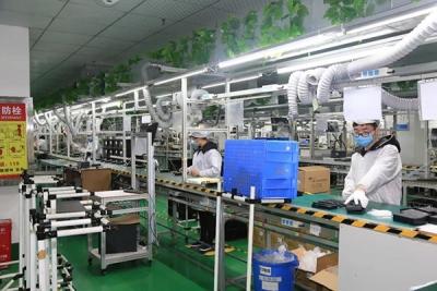 萍乡经开区新能源产业办助力企业复工加速度