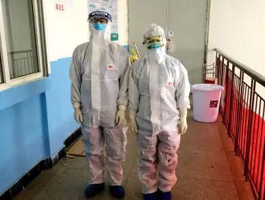 贵溪市人民医院:党员担当 抗击疫情一线