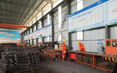 萍莲高速项目A1、A2、A3标率先复工复产