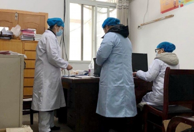 """贵溪市人民医院:防""""疫""""战线上的娘子军"""