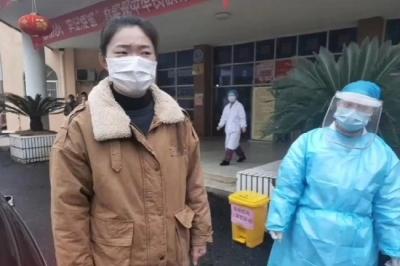 黎川县人民医院护士王印花驰援武汉