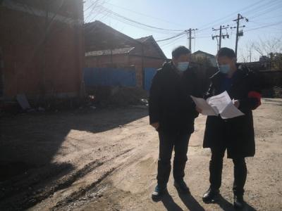 贵溪市雄石街道主动上门服务 助力企业复工复产