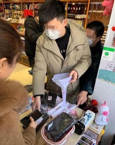 """黎川查处一销售""""三无""""口罩违法行为"""